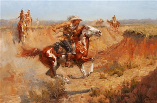 Arts of the American West Auction