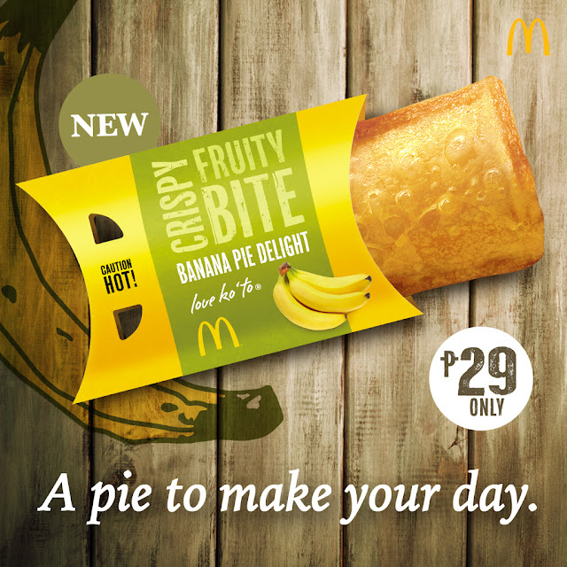 McDonald's Banana Pie