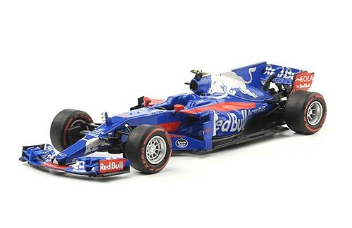 Toro Rosso STR12 2017 Carlos Sainz Jr. f1 the car collection