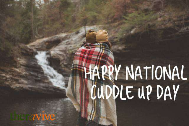 National Cuddle Up Day Wishes Images download