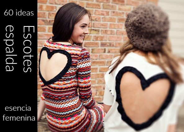 escotes de espalda detalles femeninos, 60 escotes de espalda para mujer