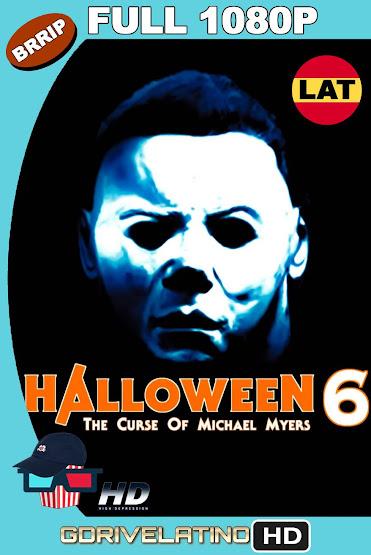 Halloween 6: La Maldición de Michael Myers (1995) BRRip 1080p Latino-Ingles MKV