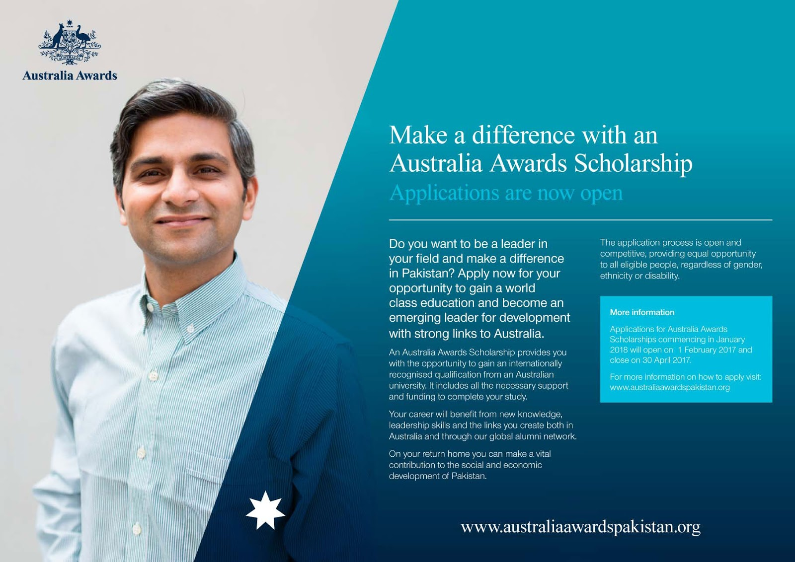 HEC Announcements Australia Awards Scholarships