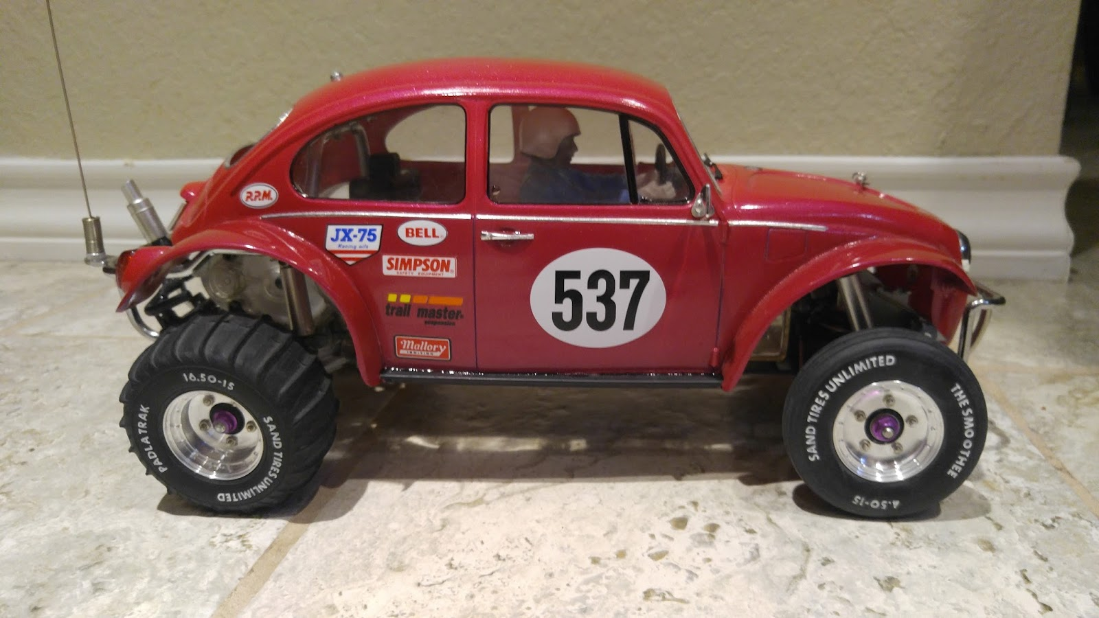 Ron S Rc Cars Pink Sand Scorcher