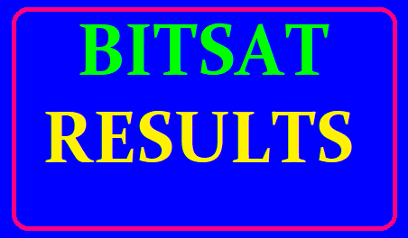 BITSAT Results (BITSAT First Admission List) out @ bitsadmission.com BITSAT Results (BITSAT First Admission List) out @ bitsadmission.com