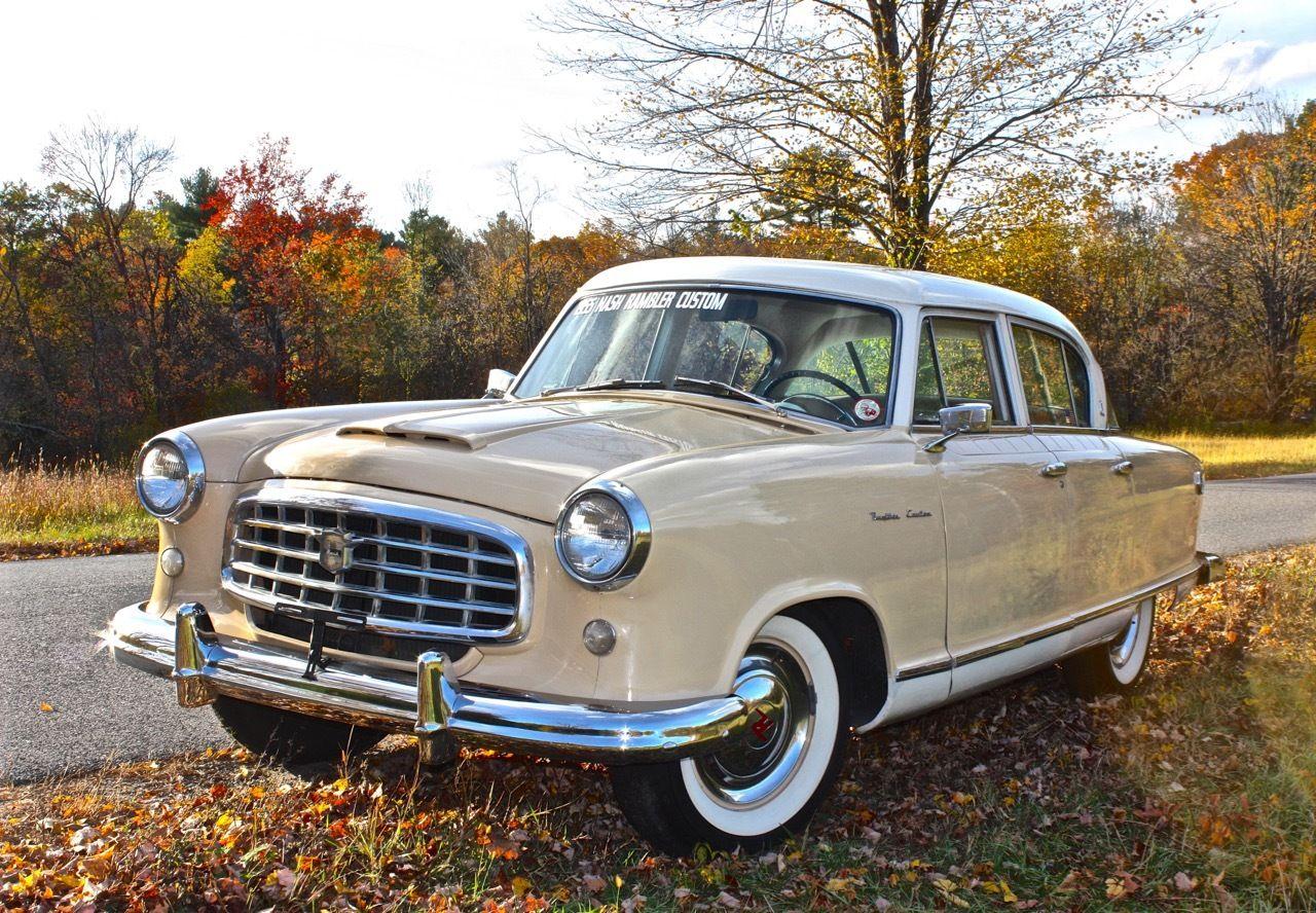 All American Classic Cars: 1955 Hudson (Nash) Rambler