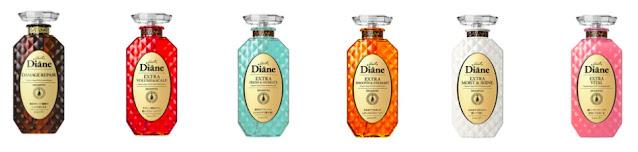 Moist Diane Extra Moist and Shine Shampoo