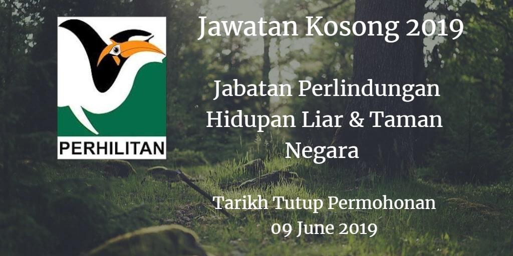 Jawatan Kosong PERHILITAN 09 June 2