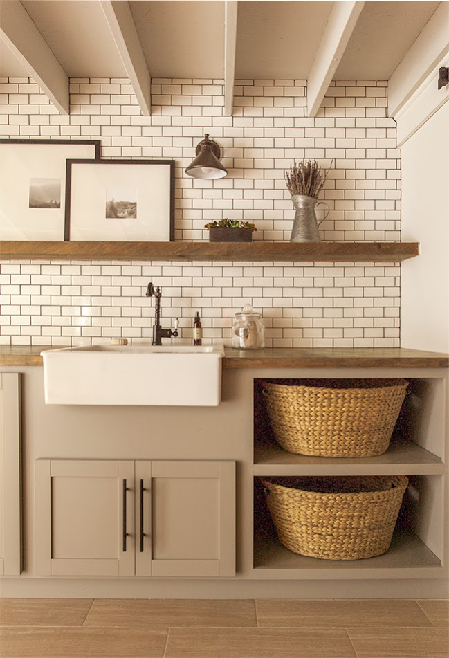 Tips For Designing And Decorating Your Laundry Room