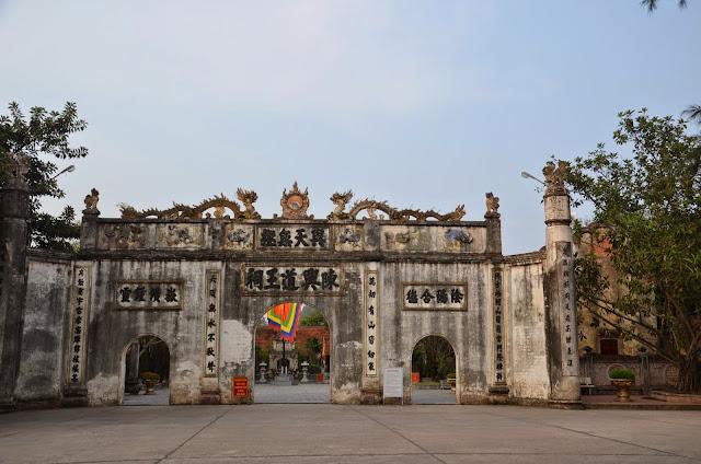 đền kiếp bạc-du lịch Côn Sơn Kiếp Bạc