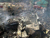 Turki rawat warga Suriah korban bom kimia Assad