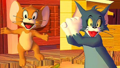 Tom and Jerry in War of the Whiskers PPSSPP ISO for Android