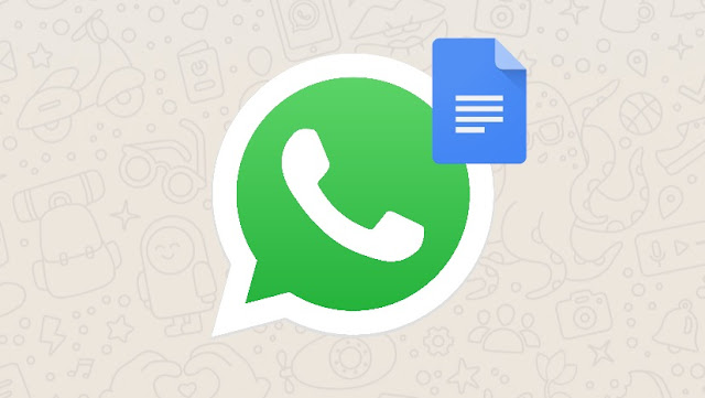 Send photos and videos as WhatsApp document on iPhone