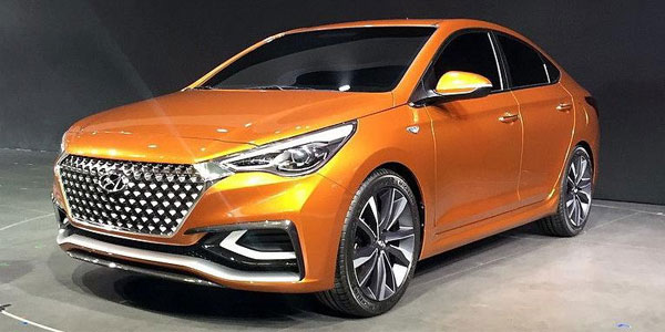 2017 Hyundai Verna hd image