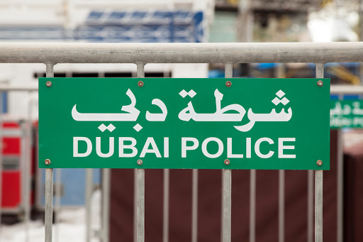 A woman sells drugs to Dubai Police on social media