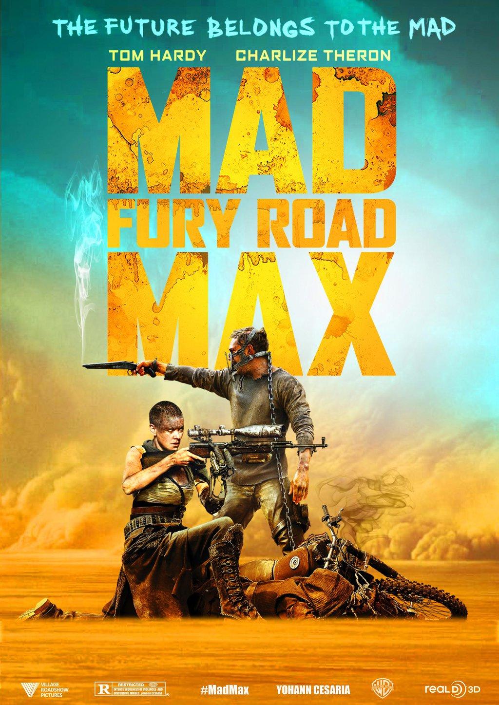 Nonton Film Mad Max - Fury Road (2015)