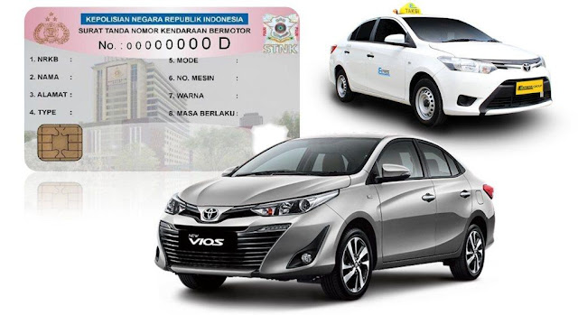 Daftar Lengkap Pajak Toyota Vios Limo Semua Tipe Terbaru 2020