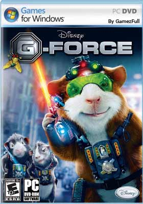 Disney G-Force (2009) PC [Full] Español [MEGA]