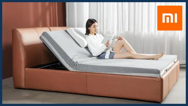 شاومي تطلق السرير الذكي Xiaomi 8H Milan Smart Electric