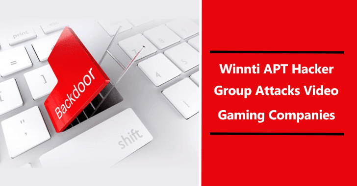 Winnti APT Hacker Group