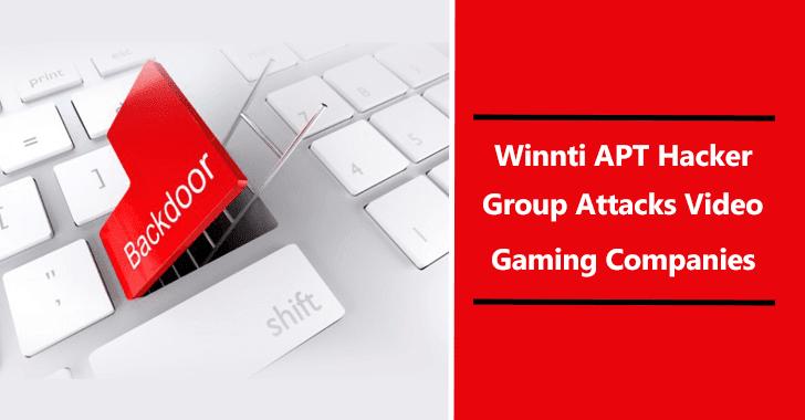Winnti APT Hacker Group