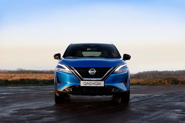 All new Nissan Qashqai 2021