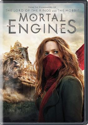 Mortal Engines [2018] [DVD R2] [PAL] [Castellano]