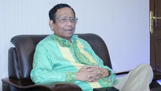 Mahfud MD Minta MK Jaga Independensi dan Tak Takut Teror