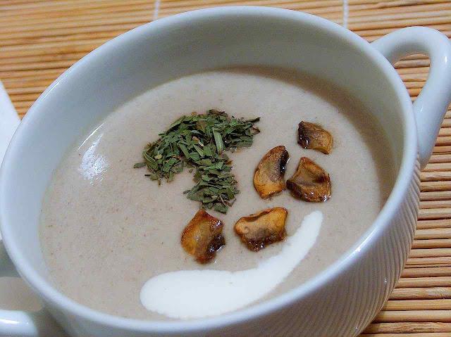 Mushroom soup recipe-मशरूम का सूप कैसे बनाते हैं