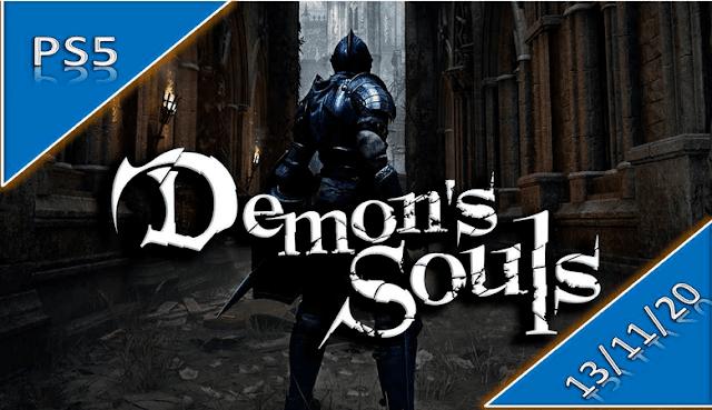 أسرار عن لعبة Demo'ns souls