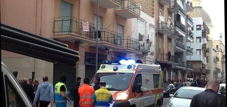 Barletta, esplosione distrugge locale: nessun ferito