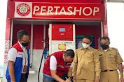 Dukung Kedaulatan Energi Hingga Pelosok Negeri, Pertamina Kembali Hadirkan Pertashop di Sulut