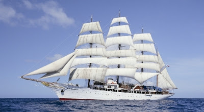 Sea Cloud Sea Cloud Cruises Makes Wind Powered Transatlantic Voyage