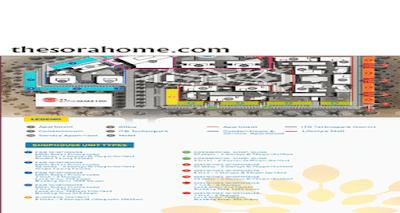 Tidak hanya itu, masih terdapat fasilitas- fasilitas lain yang dapat disambangi dalam satu zona mall.
