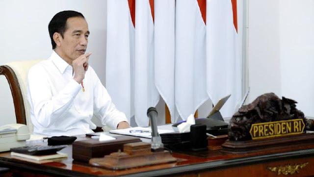 Jokowi: Saya Perintahkan Vaksinasi 181,5 Juta Rakyat Harus Selesai Sebelum Akhir 2021