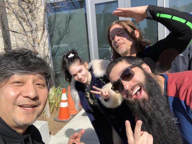 أحد مؤسسي استوديو Kojima Productions يغادر الفريق بعد سنوات طويلة من العمل