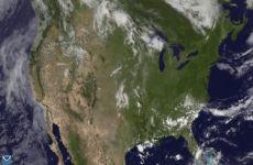 Visualización de imágenes satelitales online en vivo y en tiempo real