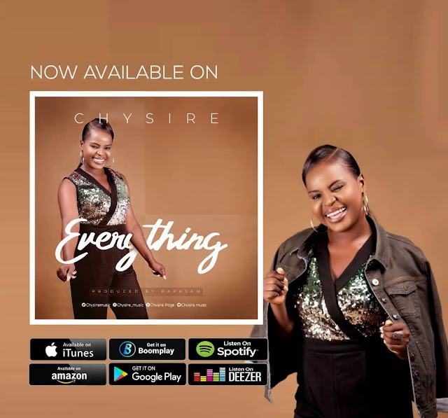 NEW MUSIC: Chysire - Everything | @chyrsirmusic