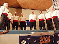 susret klapa otoka Brača – Milna 2005 otok Brač slike klapa Vala