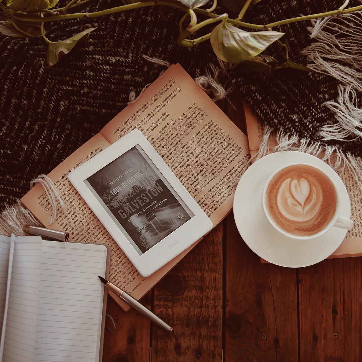 """""""Mimo że od dwudziestu lat tkwię w nałogu czytania, nie stałem się przez to innym człowiekiem"""""""