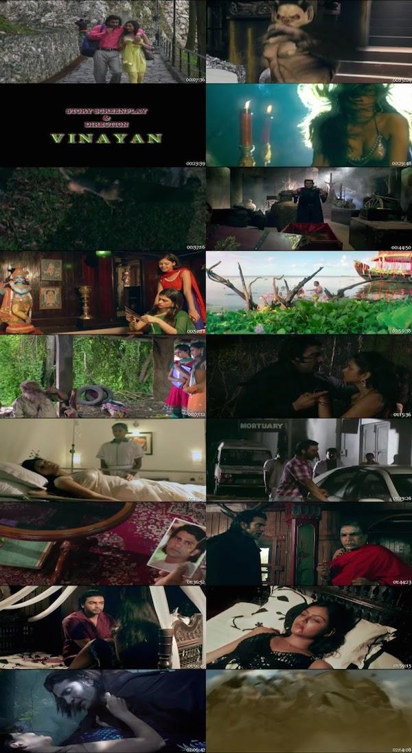 Aur Ek Dracula 2015 Hindi Dubbed WEBRip 720p