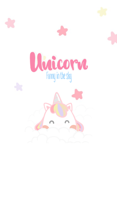 Unicorn : Funny in The sky