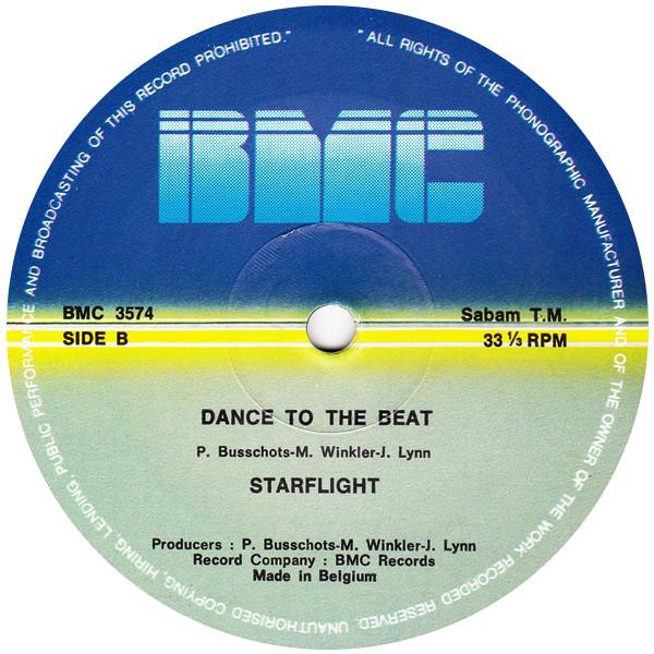 Starflight Dancer Dance To The Beat
