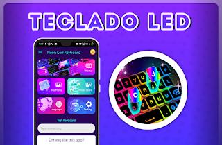 Led Keyboard  PREMIUM APK Android