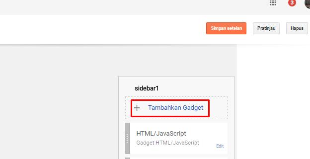 cara daftar ulang google adsense