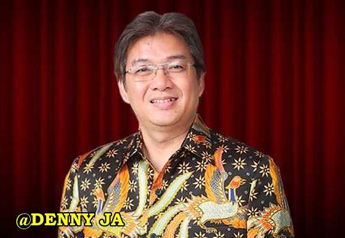 Kasus Corona di Indonesia Tuntas Juni 2020, Ini Hasil Riset Denny JA