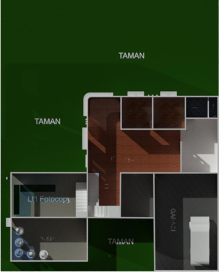 Desain Rumah Autocad 3d : desain, rumah, autocad, Contoh, Gambar, Teknik, AutoCad, Denah, Rumah, Hendri, Setiawan