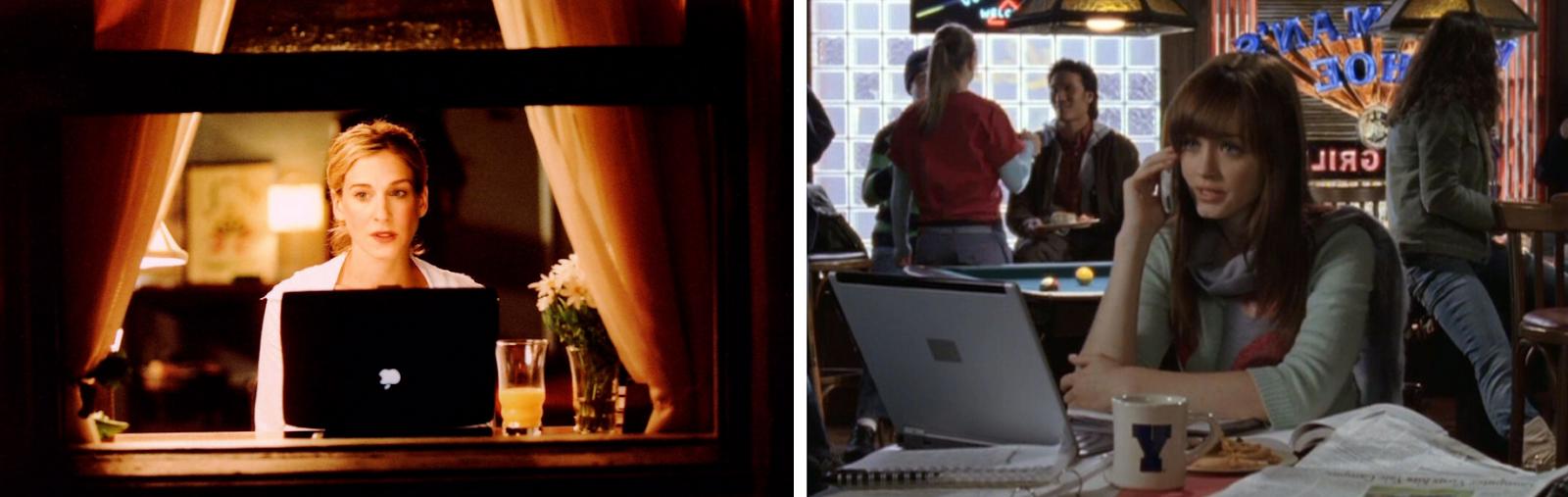 7 lat bloga, czyli być jak Carrie Bradshaw lub Rory Gilmore