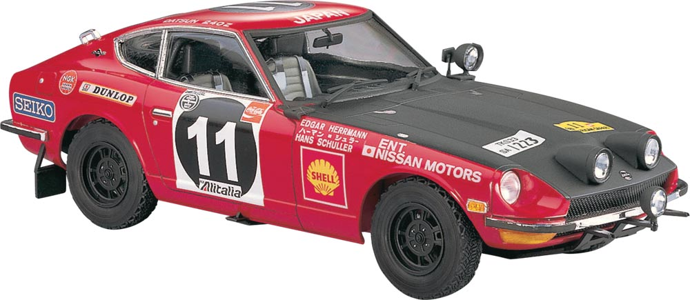 new z car releaseThe Modelling News Hasegawa have already begun the new year with