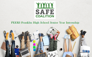 Apply for the PEERS Franklin High School Senior Year Internship!